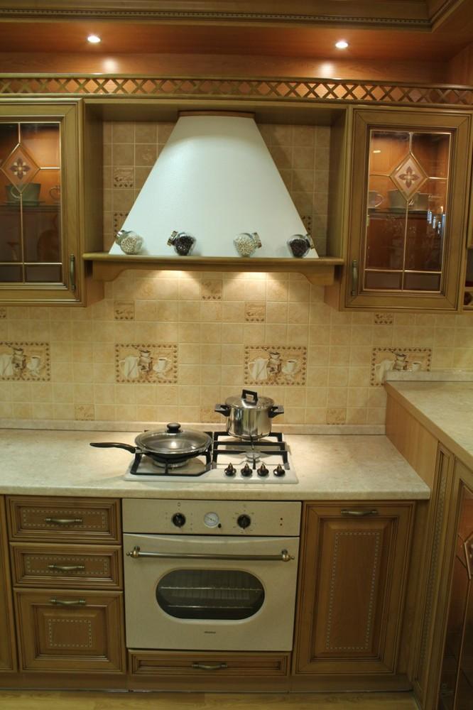 Классические кухни-Кухня из массива «Модель 127»-фото13