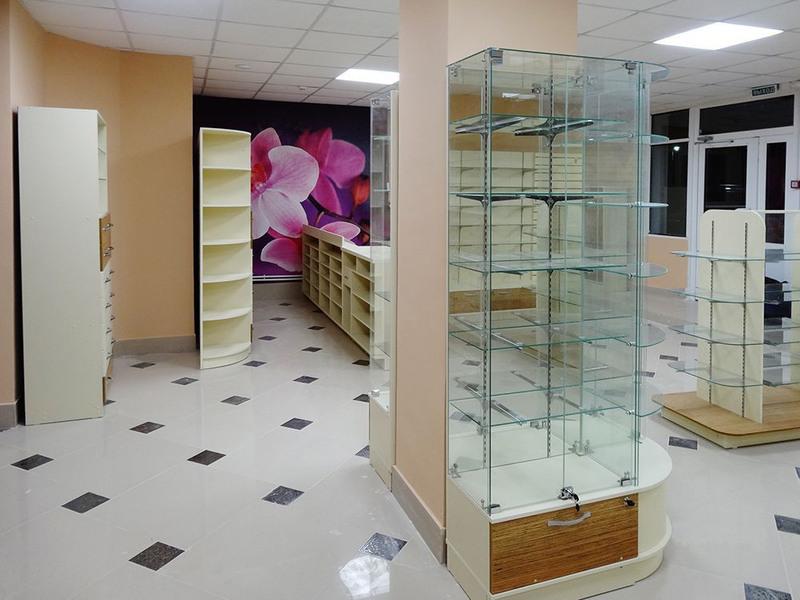 Торговая мебель-Мебель для магазина «Модель 6»-фото1