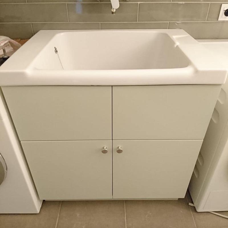 Мебель для ванной комнаты-Мебель для ванны «Модель 54»-фото1