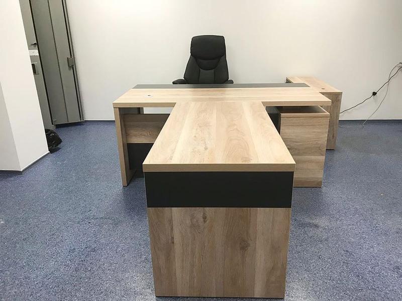 Офисная мебель-Офисная мебель «Модель 8»-фото2