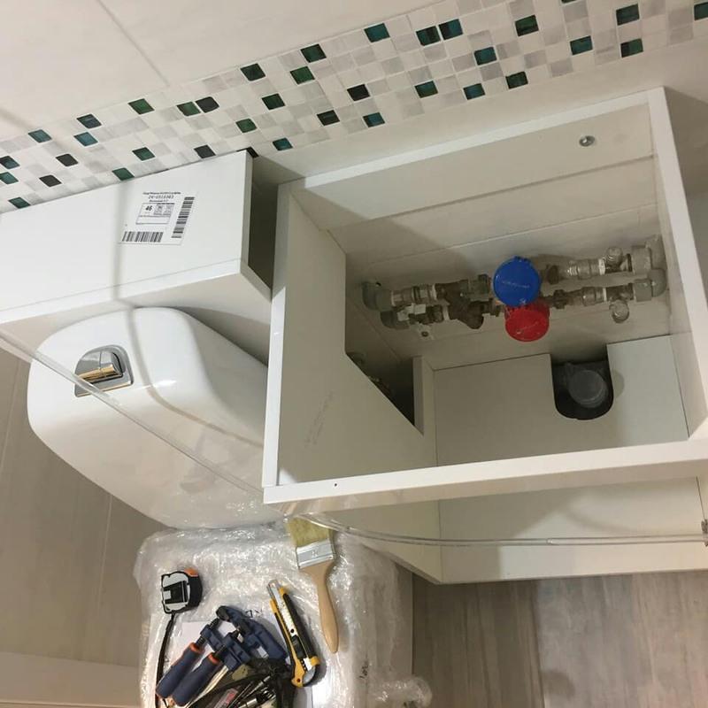 Мебель для ванной комнаты-Мебель для ванной «Модель 73»-фото6