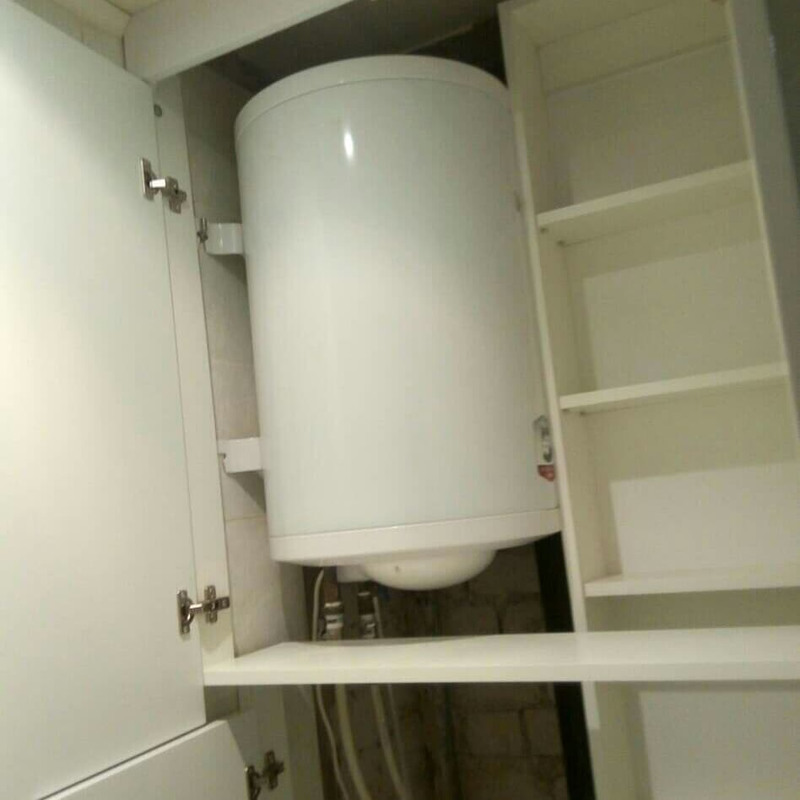 Мебель для ванной комнаты-Мебель для ванной «Модель 60»-фото7