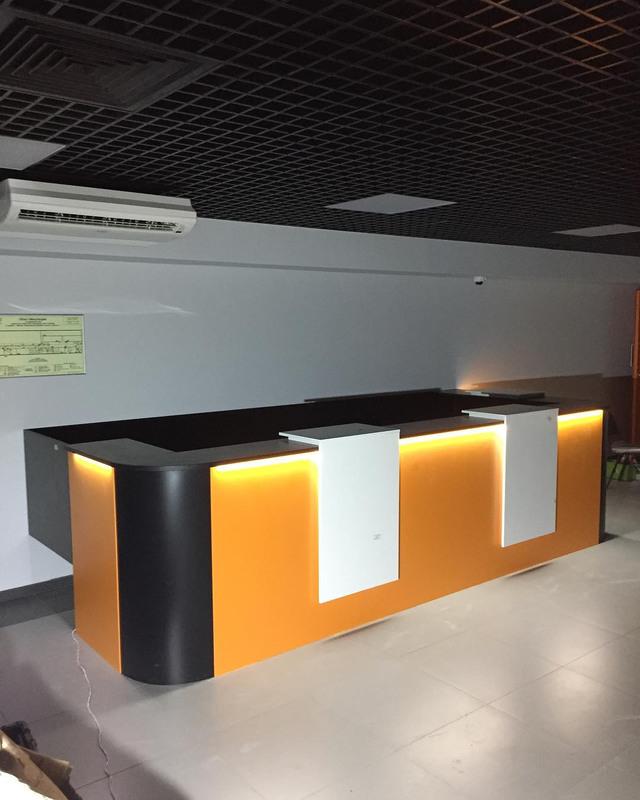 Офисная мебель-Офисная мебель «Модель 143»-фото1