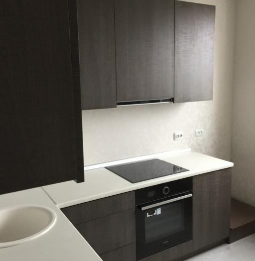 -Кухня из пластика «Модель 86»-фото16