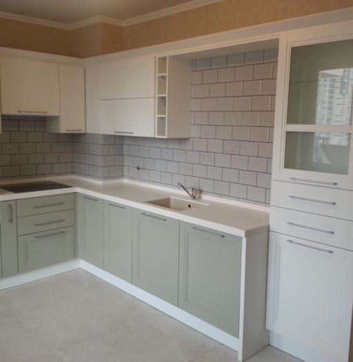-Кухня МДФ в эмали «Модель 277»-фото22