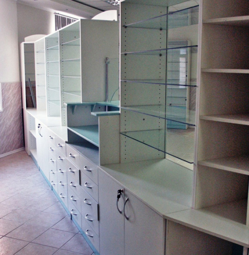 -Мебель для аптеки «Модель 187»-фото5