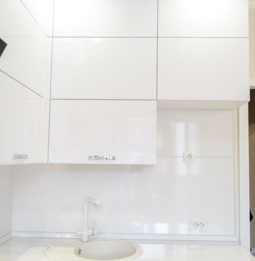 -Кухня из пластика «Модель 142»-фото25