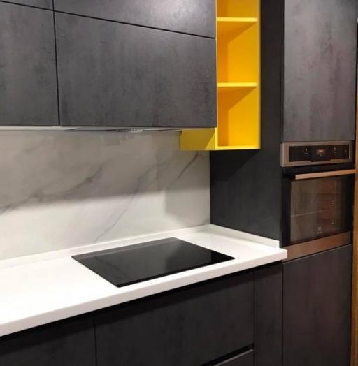 -Кухня из пластика «Модель 189»-фото9