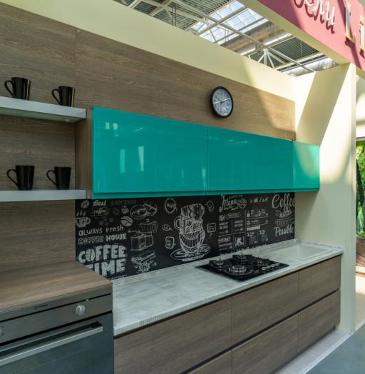 -Кухня МДФ в эмали «Модель 49»-фото29
