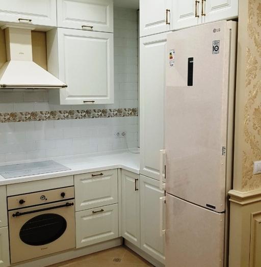 -Кухня МДФ в ПВХ «Модель 531»-фото27